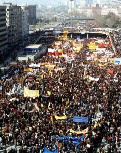 1 mart 2003-Ankara